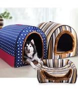 Soft Foldable Warm Pet Kennel House - $32.97+