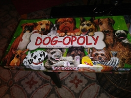dog - opoly game brand new - $22.99