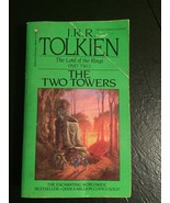 J. R. R. Tolkien LORD OF THE RINGS THE TWO TOWERS AUTHORIZED EDITION - $494.01