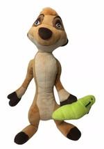 "Disney Store Lion King Meerkat Timon Bug in Hand Stuffed Animal Plush 11"" - $21.28"