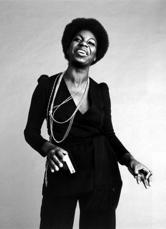 NINA SIMONE POSTER 24 X 36 INCHES OUT OF PRINT OOP MINT IMPORT