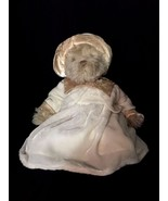 "Collectable Russ Berrie and Co ""Clara"" Teddy Bear - $15.88"