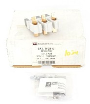 NIB CUTLER-HAMMER WCK13 CONTACT KIT SIZE 1, 3 POLE STYLE: 1A96740G01