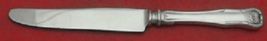 "King By Kirk Sterling Silver Regular Knife French Blade 8 7/8"" Flatware - $59.00"