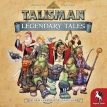 Talisman Legendary Tales Board Game - 1-6 Players - Games Workshop -=NEW=- - $47.45