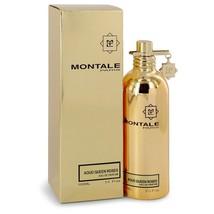 Montale Aoud Queen Roses by Montale Eau De Parfum Spray (Unisex) 3.4 oz for Wome - $137.95