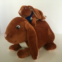 Kohls Guess How Much I Love You Stuffed Animal Bunny Rabbits Mother Child Brown - $9.00