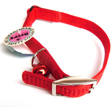 """Cat Safety Collar Expandable Snag Proof """"RED"""" Coastal Pet Products 9511s - $8.99"""