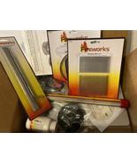 Fireworks Beginner's Essentials Glass Beadmaking Kit Incomplete /missing - $38.49