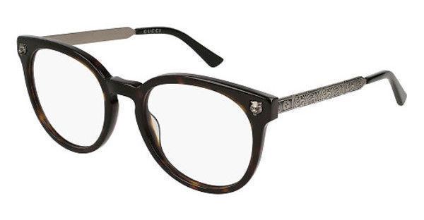 2ac2ba67f286 Gucci Women Oval Eyeglasses GG0219O 007 and 12 similar items. S l1600