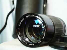 Nikon AIS Fit Sigma 75-250mm Zoom Macro Lens Cased Boxed - Nice - F3 FM2N FE2 FA - $35.00
