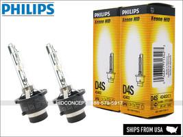 2x PHILIPS D4S 4300K OEM XenEco Headlight Bulbs 42402 35W DOT Germany Pa... - $80.09