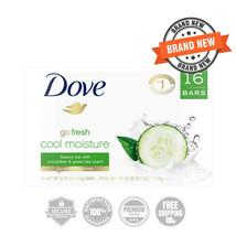 Dove Go Fresh Cool Moisture Beauty Bar (3.75 oz., 16 ct.) - $39.55