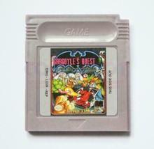 Gargoyles Quest II - Game boy Gameboy Color GBC 16 bit video game Model ... - $20.14 CAD