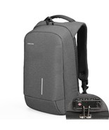 Kingsons Men Backpa 13''15'' USB Charging Anti-theft Backpack For Laptop... - $114.00