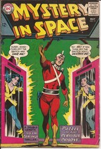 DC Mystery In Space #91 Adam Strange Puzzle Of The Perilous Prisons - $9.95