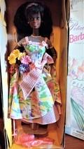 1996 Mattel Avon Exclusive Spring Petals African American Barbie Doll - $22.77