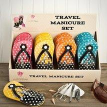 Adorable flip flop design manicure sets - Set of 48 - $182.32