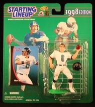 MARK BRUNELL / JACKSONVILLE JAGUARS 1998 NFL Starting Lineup Action Figu... - $6.59
