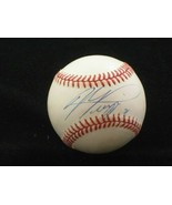 MIKE PIAZZA Single Signed ONL Baseball Dodgers Mets Marlins Padres Athle... - $146.95