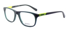 GUESS GU1866 097 Men's Eyeglasses Frames 53-18-145 Matte Dark Green + CASE - $47.84