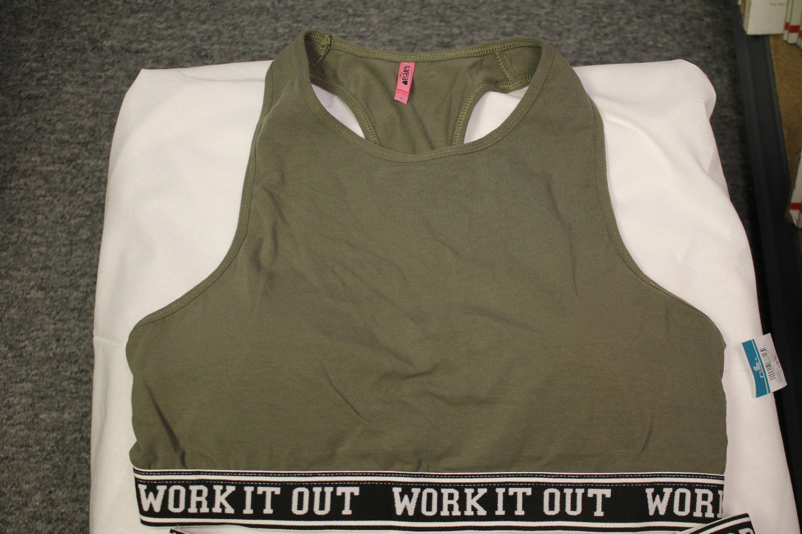 e3e9ef3b769 New Womens Plus Size 3X Olive Green Work It and 50 similar items