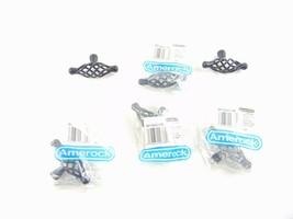Amerock BP19321-FB Birdcage Cabinet Knob Lot Of 6  - $29.69