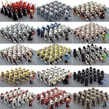 21pcs Star Wars Royal Guard Wolf Shock Trooper 501st Legion Palpatine Lego Block - $28.50