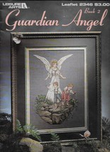 Vintage Leisure Arts #2346 Guardian Angel - Book 2 - $7.92