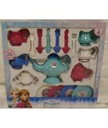 Disney Frozen Hot Cocoa Dinnerware Set 26 Pieces/Serves 4 98914 - $24.50