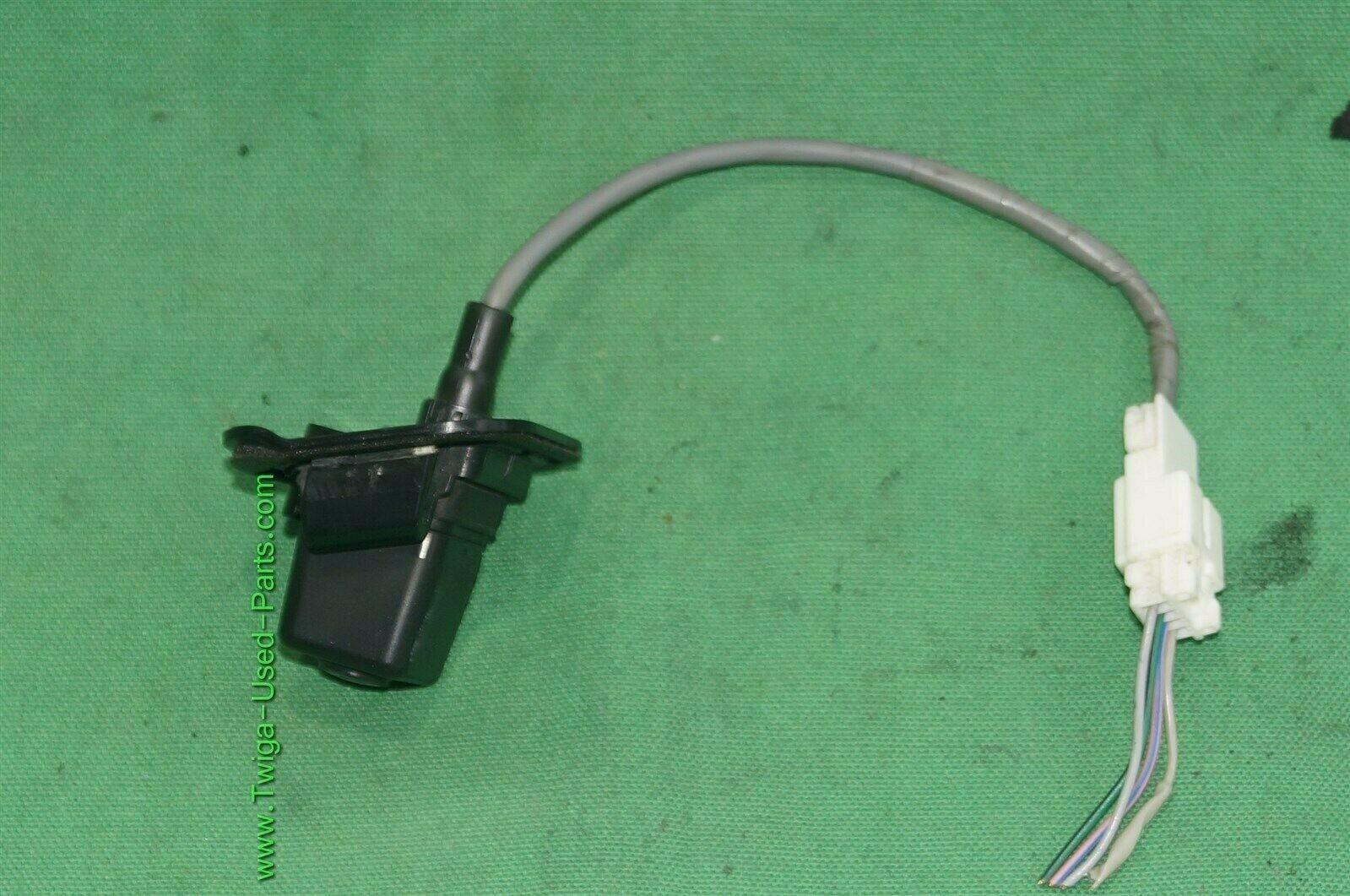 Infiniti M35 M45 Trunk Lid Backup Reverse Camera 28442-EG01A