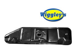 STAINLESS STEEL DIESEL FUEL TANK FOR-05-B-SS FITS 06 07 08 FORD E-350 SUPER DUTY image 1