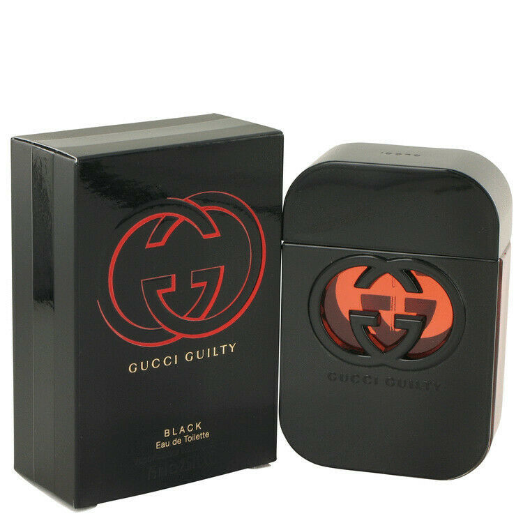 Primary image for Gucci Guilty Black by Gucci 2.5 oz EDT Spray for Women