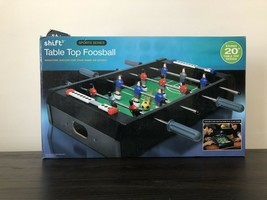 """20"""" Mini Soccer Foosball Table Top Game Set High Quality New - $30.00"""