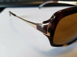 "Oliver Peoples POLARIZED ""Dulaine"" DM Dark Brown Tortoise Gold/Brown Sun... - $63.36"