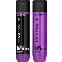 Matrix Total Results Color Obsessed Shampoo and Conditioner (300ml) - $35.73