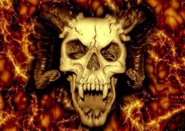LUCIFERIAN BLACK MAGICK CURSE SPELL! USE TRUE EVIL TO ENACT TERROR! SERIOUS! - $299.99