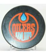 Kamloops Jr Oilers WHL Hockey Puck (FFF) - $37.55