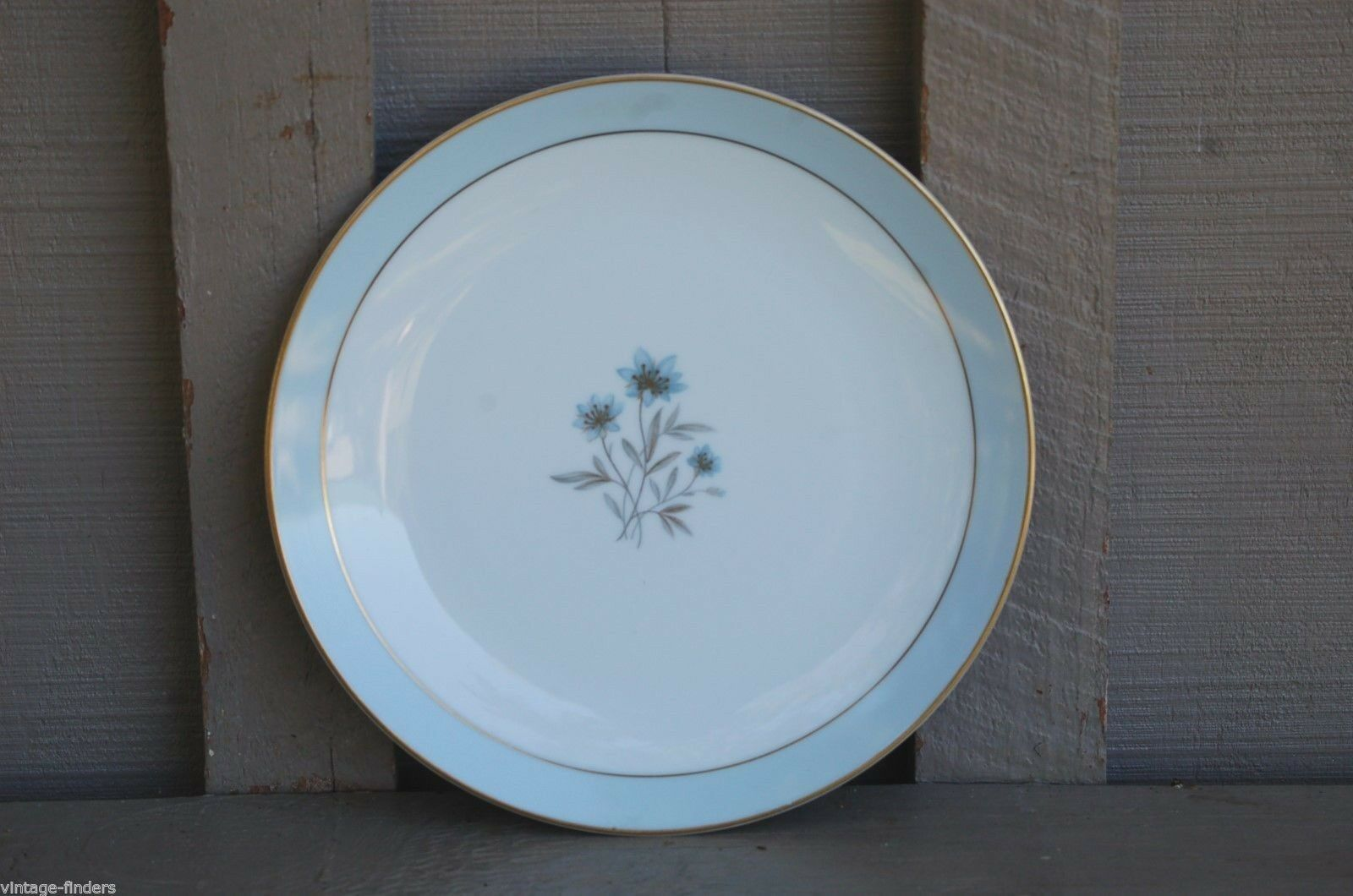 "Primary image for Old Vintage Noritake China 8-1/4"" Salad Plate Vanessa Pattern No. 5541 ~ Japan"