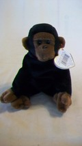 Congo the Monkey Ty Beanie Baby DOB November 9, 1996 - $14.84