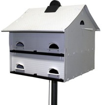 Animal House Colony Home Pest Free Yard SK Heavenly Haven Purple Martins... - $78.16