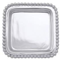 Mariposa Beaded Square Tray - $30.70
