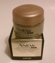 Avon Anew ULTIMATE Multi-Performance NIGHT Cream travel size 0.50 oz. ne... - $5.93