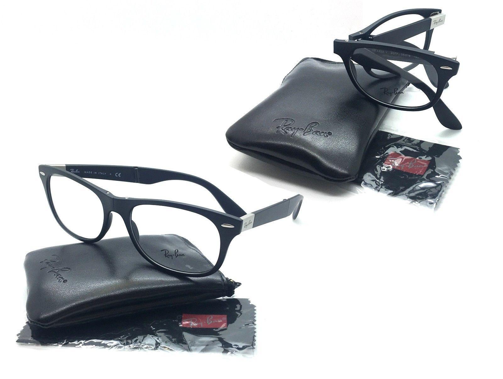 e166884d08f Ray-Ban Wayfarer Folding Black Rb 4223 V and 50 similar items. S l1600
