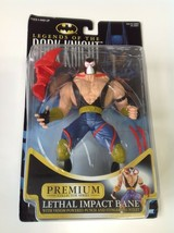 1997 Legends Of The Dark Knight Lethal Impact Bane Premium Figure - $23.76