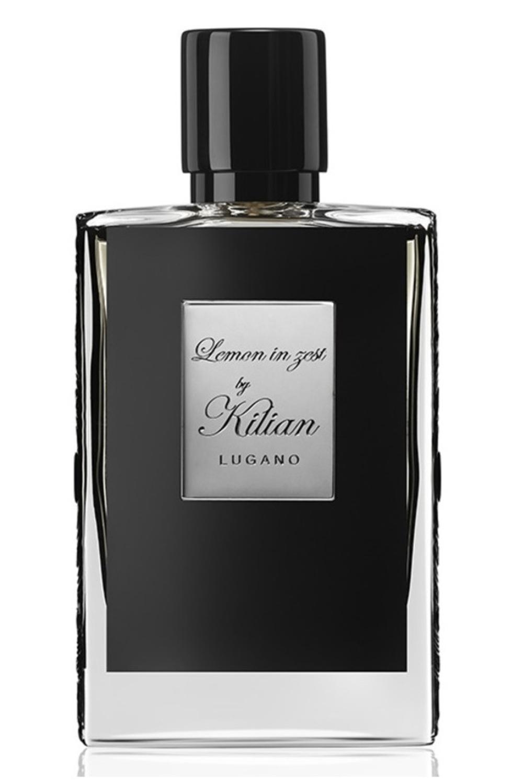 LEMON IN ZEST by KILIAN 5ml Travel Spray NEW LUGANO Brandy Patchouli Parfum