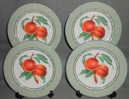 Set (4) Victoria & Beale L'AMOUR PATTERN Salad Plates - $29.69