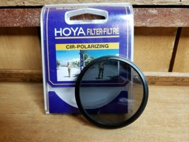 Hoya 52mm CL-CIR Circular Polarizing PL Filter, Made in Japan - $18.80