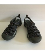 KEEN Mens Newport H2 Blue Gray Hiking Walking Sandals Water Shoes Size 11 - $48.51