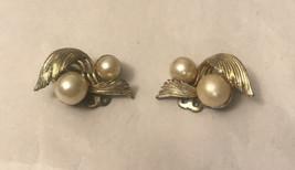 Vintage Lisner Earrings - $4.95